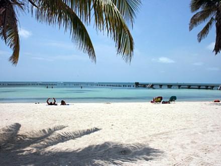 Higgs-Beach